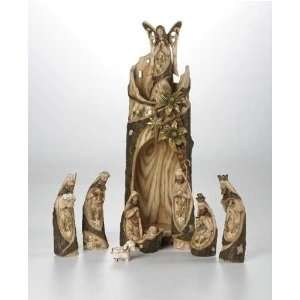 Inspirations Musical Christmas Nativity Scene Set