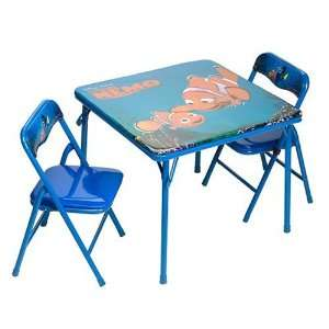 Finding Nemo Activity Table Set Toys & Games