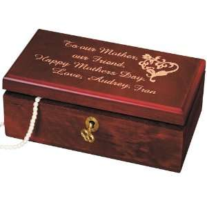 Personalized My Mother, My Friend Keepsake Box   1 Child