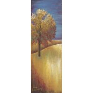 Toms Trees I by Paula Radvansky 12x36: Kitchen & Dining
