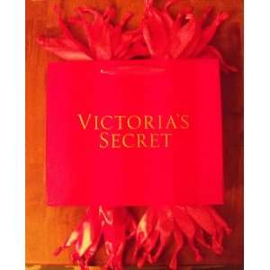 17 Victorias Secret Pink Striped Gift Bags W/ribbon