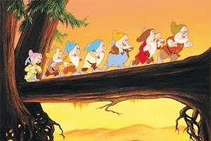 Snow White and the Seven Dwarfs Collectors Edition (DVD + Book) [Blu