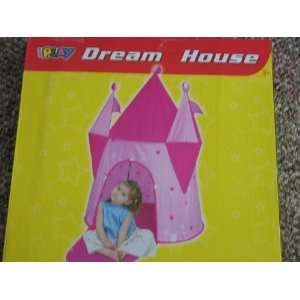 Dream House Princess Play Structure Toys & Games
