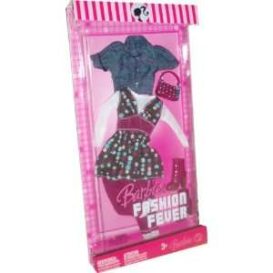 denim tops, baby doll style shirt, pants, bag and boots Toys & Games