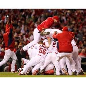 Cardinals Win, St. Louis Cardinals, World Series Game 7, 10/28/2011