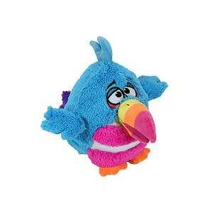 KooKoo Birds RETWEETS Talking Plush RainbowBilled