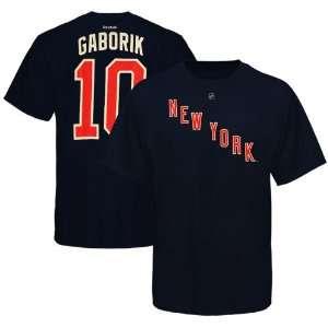 New York Ranger Apparel  Reebok Marian Gaborik New York
