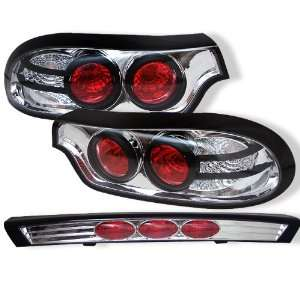 1993 1997 Mazda RX7 Chrome SR Altezza Tail Lights