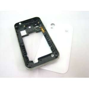 Samsung Galaxy Ace S5830 ~ White Cover Housing ~ Mobile Phone