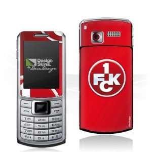 Design Skins for Samsung S3310   1. FCK Logo Design Folie