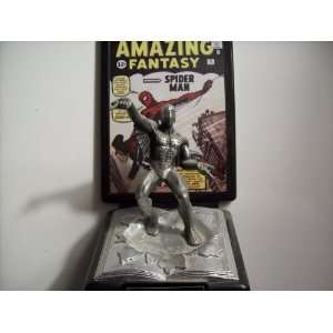 Comic Book Champions Pewter Spiderman Toys & Games