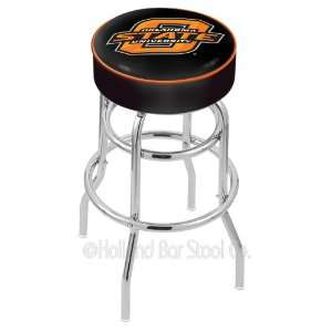 Oklahoma State Cowboys   30 Inch Cushion Seat with Double Ring