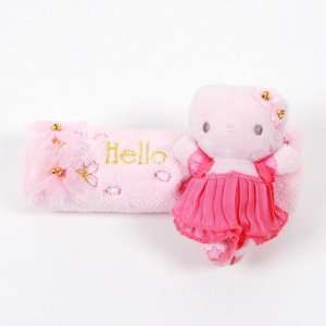 Hello Kitty Auto Car Hand Brake Protector Pink Automotive