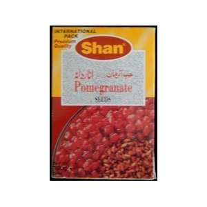Shan Pomegranate Seeds 100g  Grocery & Gourmet Food