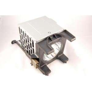 Toshiba 62MX196 rear projector TV lamp with housing   high