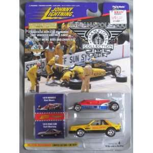 Collection 1979 Rick Mears Ford Mustang Pace Car  Toys & Games
