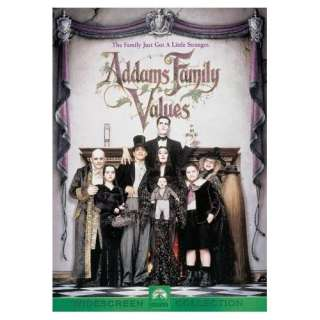 Addams Family Values: Huston, Julia, Lloyd, Cusack, Kane
