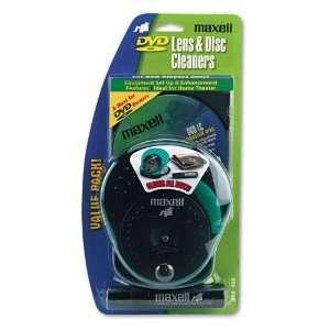 DVD Laser Lens and Disc Cleaner Value Pack