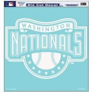 Wincraft Washington Nationals 18X18 Die Cut Decal Sports