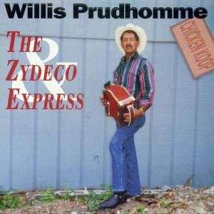 Zydeco Express: Willis Prudhomme: Music