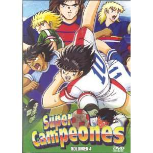 Super Campeones Vol. 4 en Espanol [NTSC / Region 1   Latin