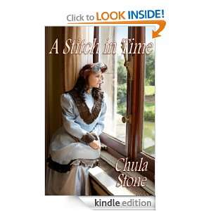 Stitch in Time: Chula Stone:  Kindle Store