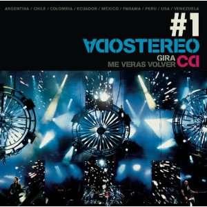 Gira Me Veras Volver 1 Music