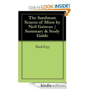 The Sandman Season of Mists by Neil Gaiman  Summary & Study Guide
