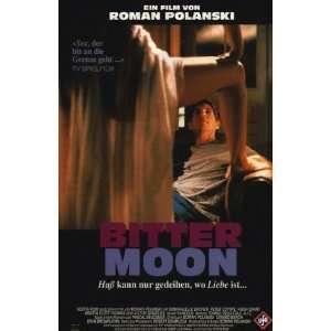 Bitter Moon [VHS] Hugh Grant, Kristin Scott Thomas