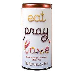 The Republic of Tea, Eat Pray Love Blood Orange Cinnamon
