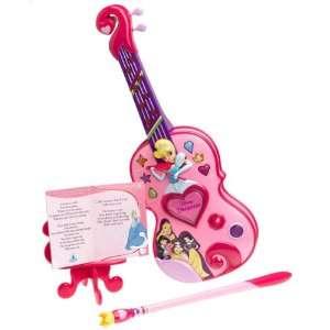 Disney Princess Music Magic   Play Along Violin Toys & Games