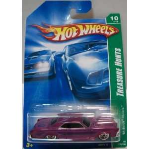 HOT WHEELS PURPLE 64 BUICK RIVIERA