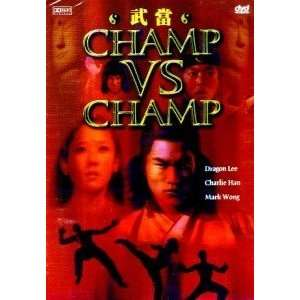 Champ vs Champ   Kung Fu Movie   DVD   Dragon Lee, Charlie