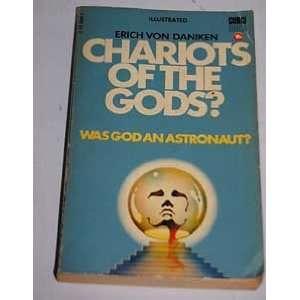 chariots of the gods: erich von daniken:  Books