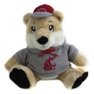 Washington State Cougars Ncaa Plush Team Mascot (9
