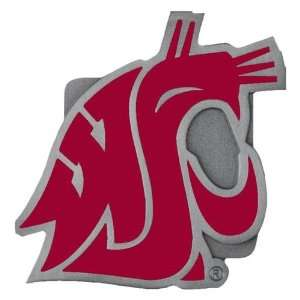Washington State Cougars NCAA Hitch Cover (Class 3