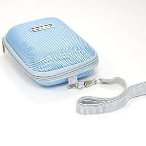 com COSMOS ® New Blue Digital Camera Portable Hard Case/Bag + Cosmos