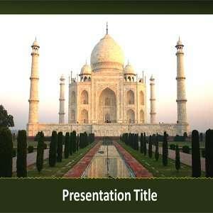 Taj Mahal Powerpoint Templates   Taj Mahal PPT Templates   Powerpoint