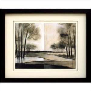 Phoenix Galleries BGR1172 Dark Woods Framed Print Baby