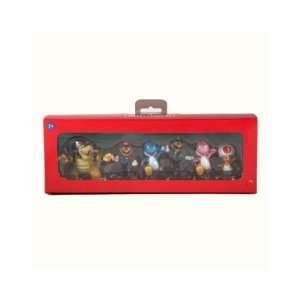 Super Mario Bros. Mini Figure Collectors Set Toys & Games