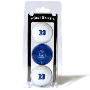 BSS   Duke Blue Devils NCAA 3 Ball Pack