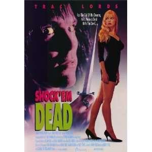 Shock em Dead Movie Poster (11 x 17 Inches   28cm x 44cm
