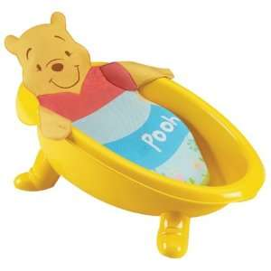 Summer Infant Disney My Friend Pooh Bath Tub & Sling Set Baby