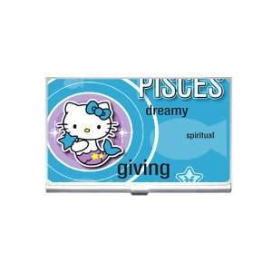 hello kitty pisces Business Card Holder
