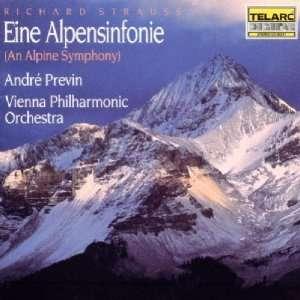 Richard Strauss Eine Alpensinfonie Music