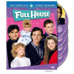 Full House The Complete Third Season
