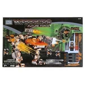Mega Bloks Warriors Future Force [Toy]