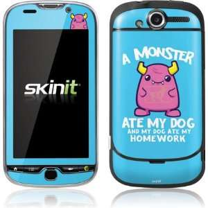 Skinit A Monster Ate My Homework Vinyl Skin for T Mobile