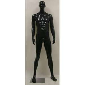 Mannequin New Full Body/Full Size Black Male Fiberglass Mannequin