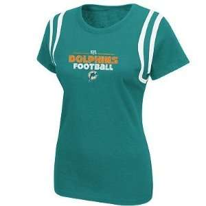 Miami Dolphins Womens / Ladies Lovin the Game Jersey